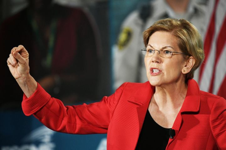 Sen. Elizabeth Warren (D-Mass.) has cast herself as both a progressive and a capitalist committed to making markets work for