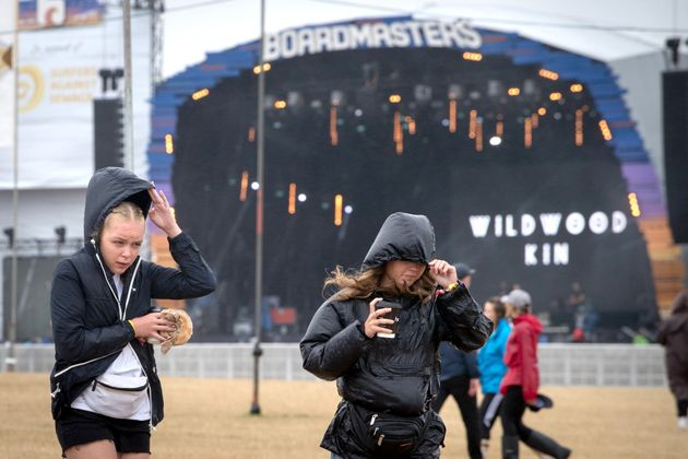 Boardmasters Festival Cancelled After Severe Weather Warnings