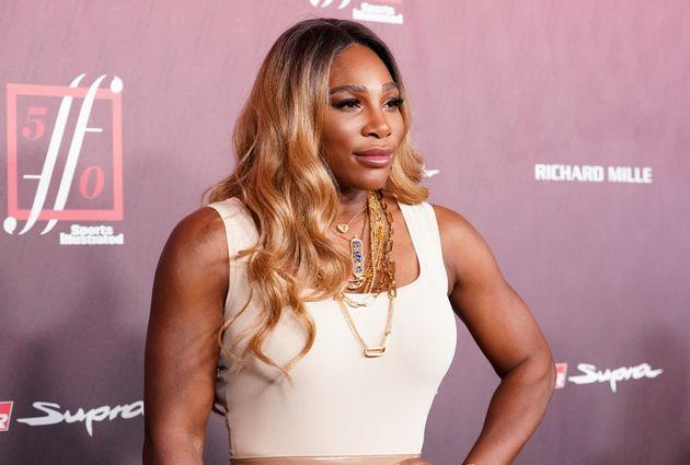 Serena Williams, à Los Angeles, le 18 juillet