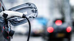 Les ventes d'automobiles électriques grimpent avec le nouveau rabais