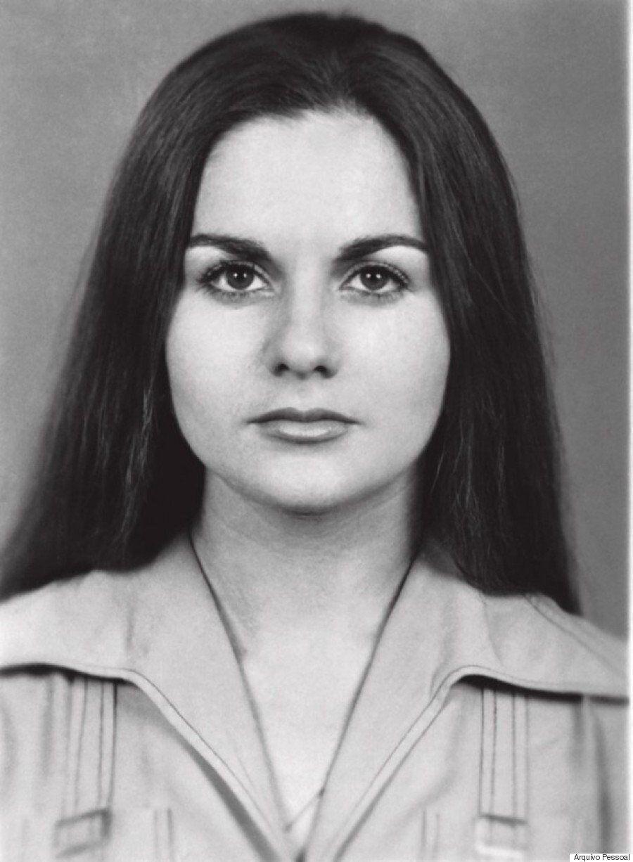 Maria da Penha Fernandes em foto tirada para passaporte em viagem para a Argentina; imagem é capa...