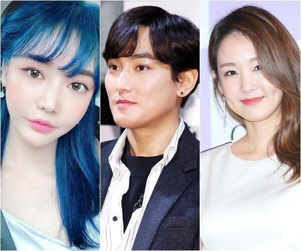 방송인 오정연이 '강타 양다리 정황 폭로' 이후 심경을