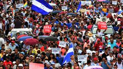 Thousands Protest Honduran President Link To Drug