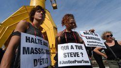 L'autopsie du corps de Steve ne permettra pas de savoir si les gaz lacrymogènes ont joué un
