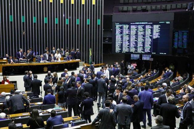 Câmara aprova em segundo turno texto-base da reforma da
