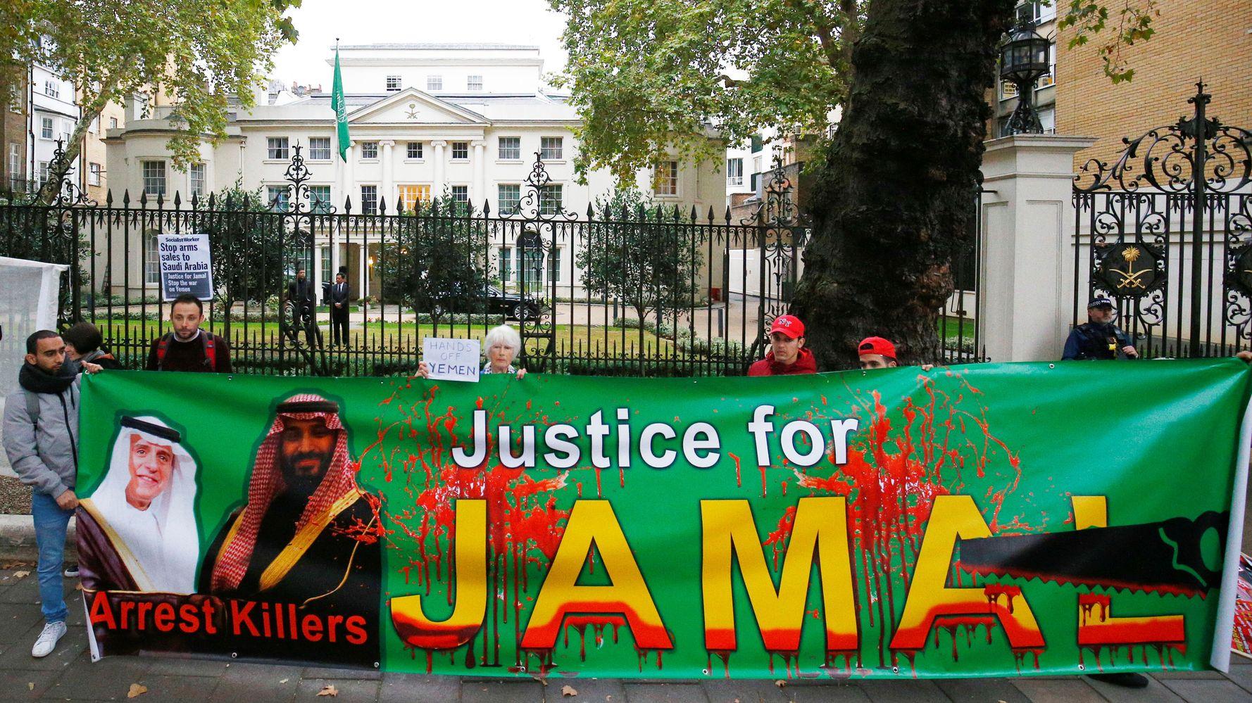 Judge Orders Federal Agencies To Release Khashoggi Records thumbnail