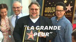 Guillermo del Toro avait un message pour Trump pour l'inauguration de son étoile à