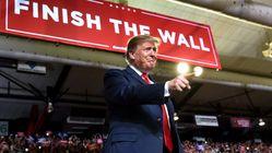Trump a laissé une facture de $500.000 à El Paso lors de sa dernière