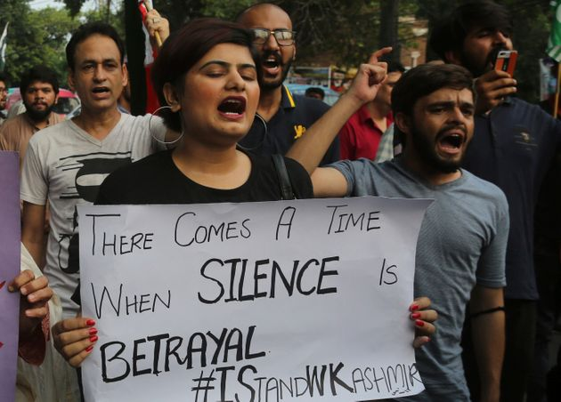 'Article 370,' 'Kashmir Hamara Hai': Bollywood Rushes To Register Film Titles On J&K