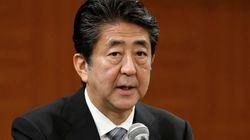 """아베의 궤변 """"G7회담서 자유무역 논의할"""