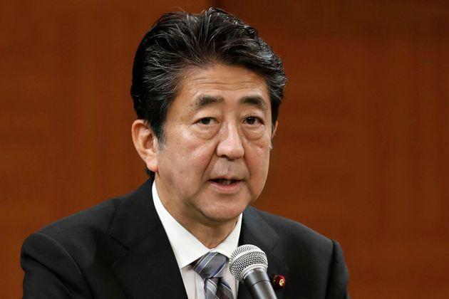 """한국 화이트리스트 배제한 아베의 궤변 """"G7회담서 자유무역 논의할"""