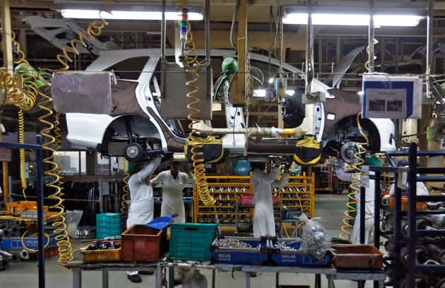 3.5 Lakh Workers Laid Off In 4 Months As Auto Industry Shuts Factories, Cuts
