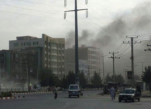 Afghanistan: attentat à Kaboul, au moins 80