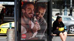 동성커플 나온 코카콜라 광고가 헝가리 우파의 반발을 사고