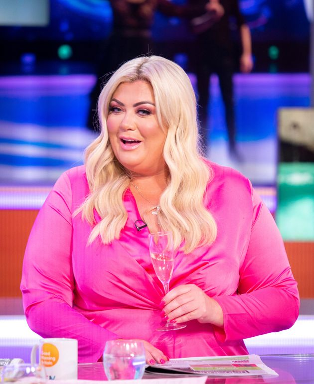 Gemma Collins Is Definitely Not Feeling Down Over Rumours Jason Gardiner Is Being Replaced On Dancing On Ice