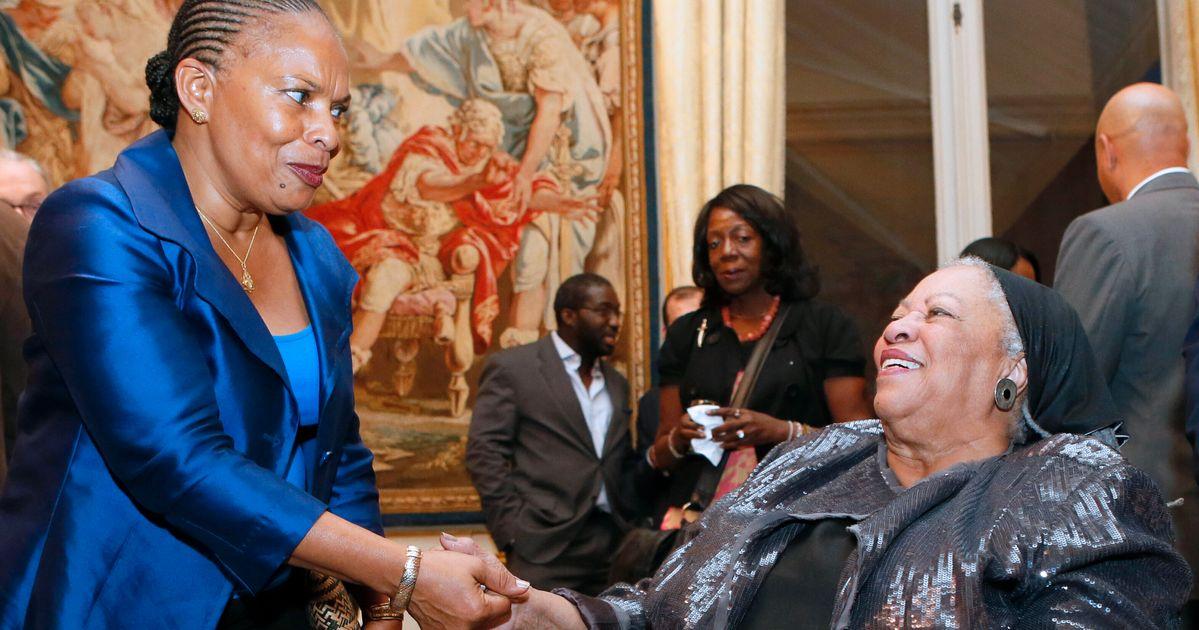 Datant d'une femme noire