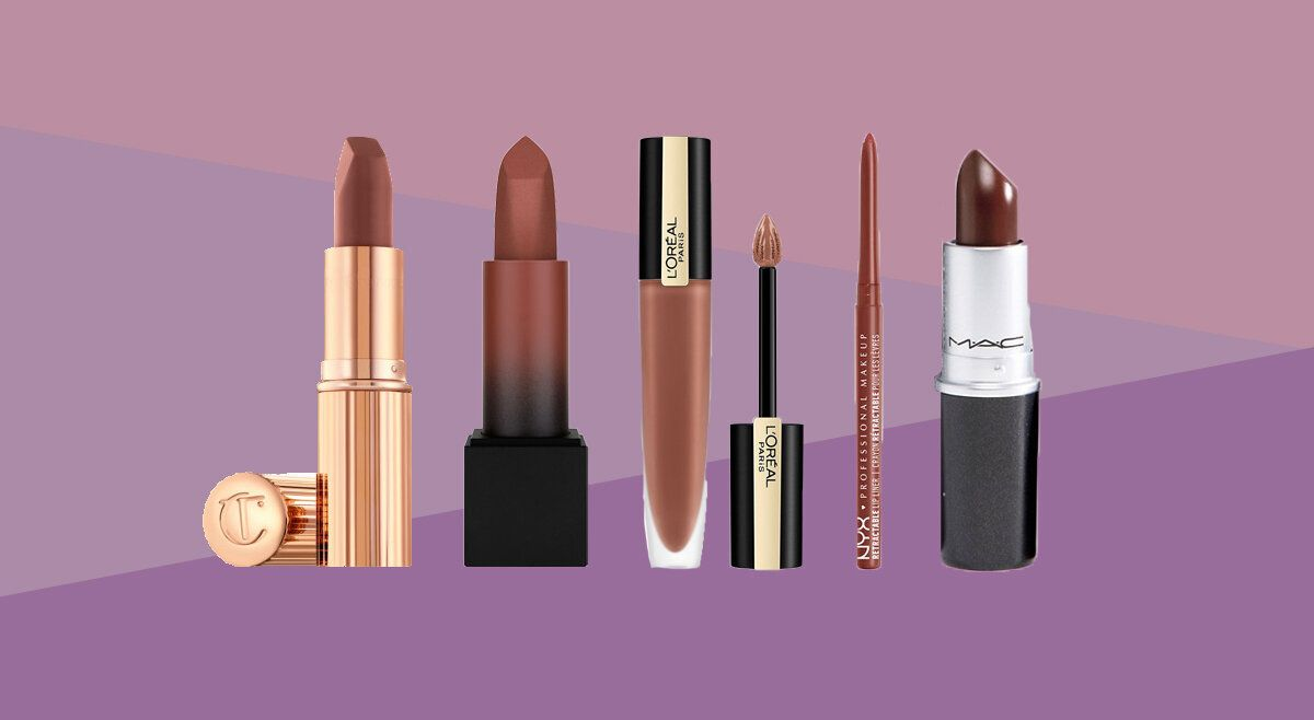 90s Brown Lipstick Is Back Here S How We Re Wearing It In 2019 Huffpost Uk Life