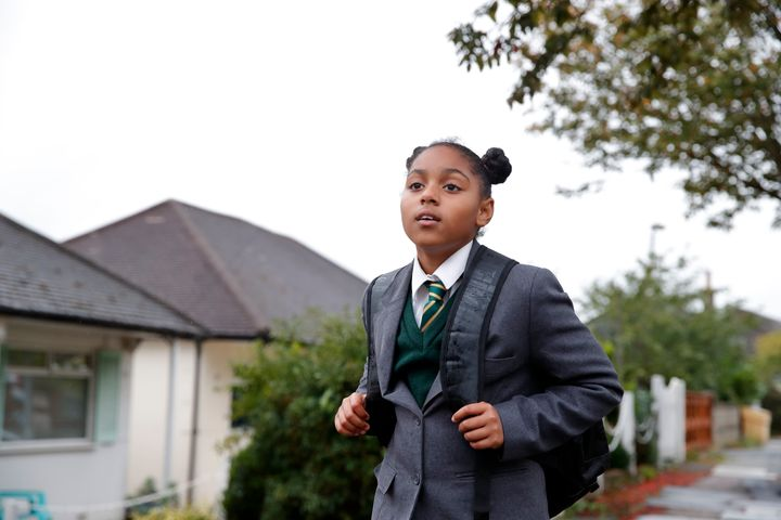 Period Poverty Is Forcing Young Girls To Avoid After-School Clubs And Sports | HuffPost Life