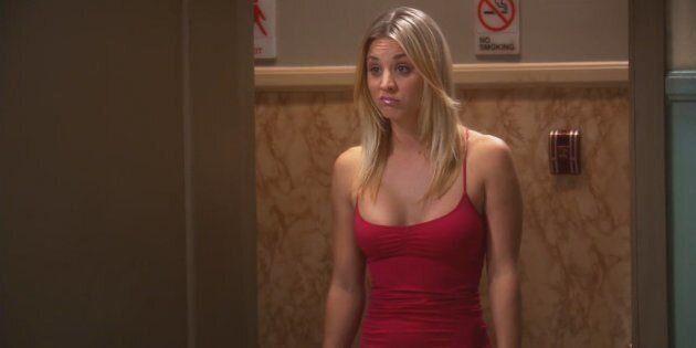 La hermana de Kaley Cuoco (Penny en 'The Big Bang Theory') levanta pasiones en