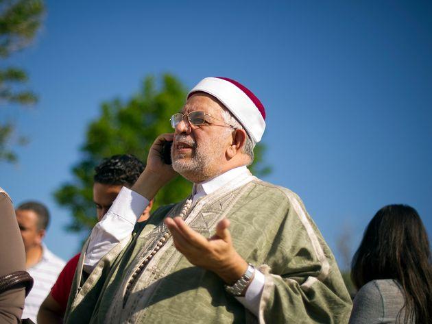 Abdelfattah Mourou, candidat de Ennahda à la présidentielle de