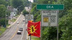 Oka demande à Ottawa et Québec