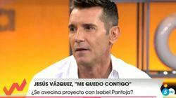 Jesús Vázquez y la extraña enfermedad que le está quitando el