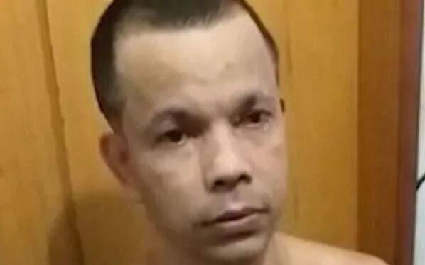 Clauvino da Silva purgeait une peine de 73 ans de prison pour trafic de drogue. Il avait tenté...