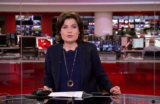 BBC News Presenter Jane Hill Reveals She's Had A Mastectomy Following Breast Cancer Diagnosis
