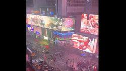 Πανικός στην Times Square: Πέρασαν την σπασμένη εξάτμιση για