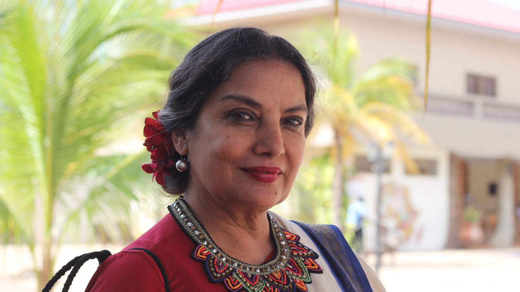 Shabana Azmi On Being Cast In Spielberg's Halo And Why She Likes Taking Up Projects Abroad | HuffPost India Entertainment