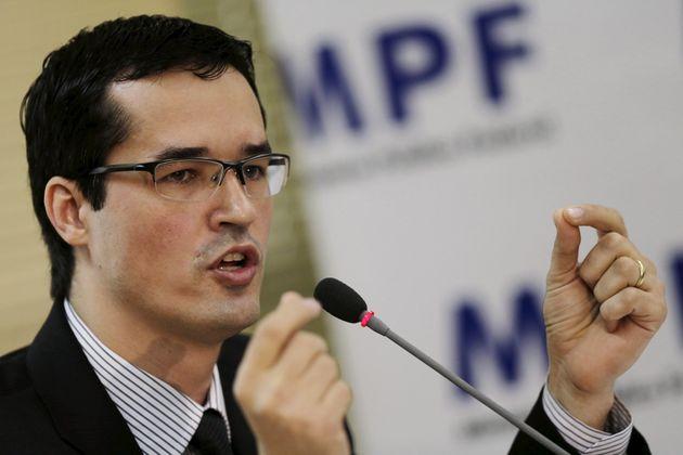 Deltan Dallagnol usou partido político para pressionar Gilmar