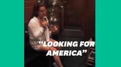 Lana Del Rey répond aux fusillades avec la chanson