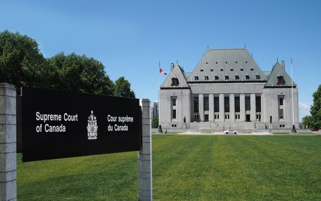 The Supreme Court of Canada in Ottawa June 8,