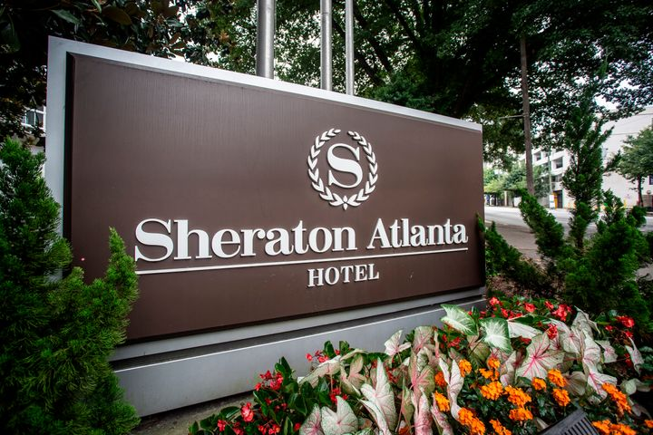 The Sheraton Atlanta Hotel shut down voluntarily last month after several guests tested positive for Legionnaires' disease.
