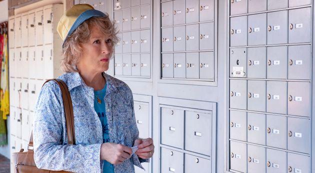 Meryl Streep stars in the