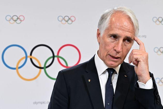 Giovanni Malago, président du Comité national olympique italien, voit son indépendance...
