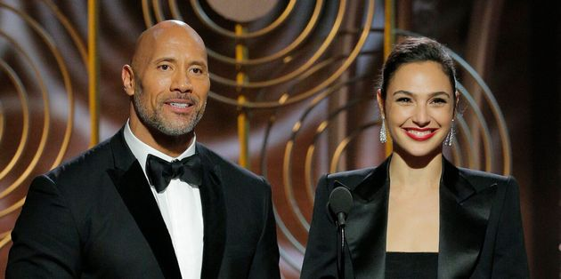 Dwayne Johnson and Gal Gadot will star in
