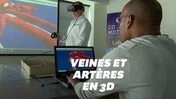 Ce cathéter en réalité virtuelle veut révolutionner les salles