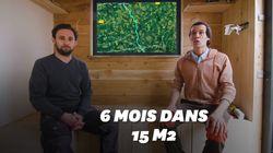 Ces deux ingénieurs bretons testent des technologies pour consommer le moins