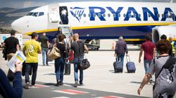 Ryanair plantea cerrar tres bases en España y la plantilla amenaza con