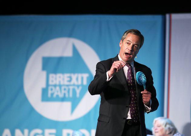 Nigel Farage's Brexit Party is demanding a no-deal