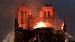 París registra los dos primeros casos de niños intoxicados por plomo de Notre