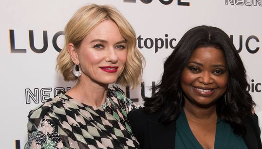 Octavia Spencer And Naomi Watts On Breaking Out Of Hollywood's