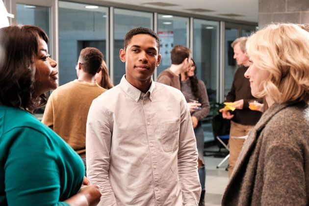 Octavia Spencer, Kelvin Harrison Jr. and Naomi Watts in