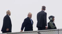 STF barra transferência de Lula a