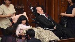 相模原事件から3年、重度障害者が国会議員となった夏。