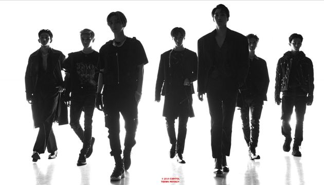 샤이니, 엑소, NCT, WayV 멤버들이 '슈퍼엠'으로