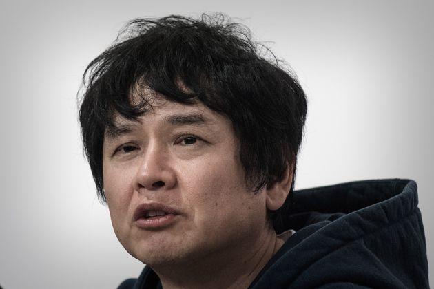 """일본 일러스트 작가 나라 요시토모가 """"한국에서 법은 정의다""""라고"""
