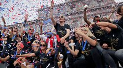 U.S. Soccer Hires Lobbyists To Counter Women's Team's Fight For Equal