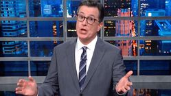 Colbert Mockingly Defends Trump In The Most Backhanded Way
